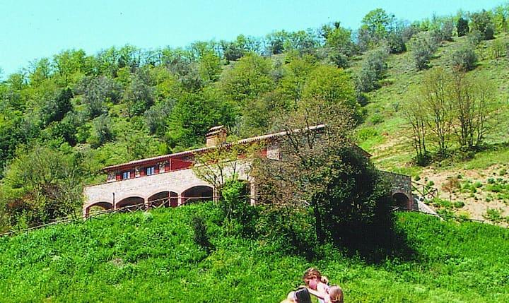 Orvieto's Countryside's Memories