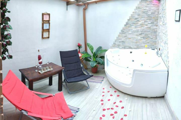 Ático spa (Casas Toya)