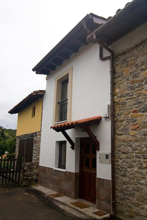 La tarabica - acogedora casa en la costa asturiana