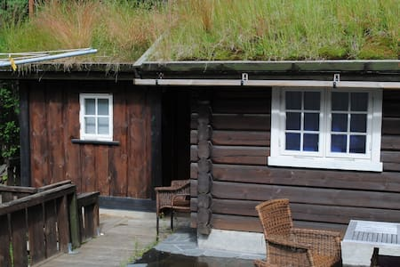 Cosy «narnia» cabin middle in Oppdal centrum!