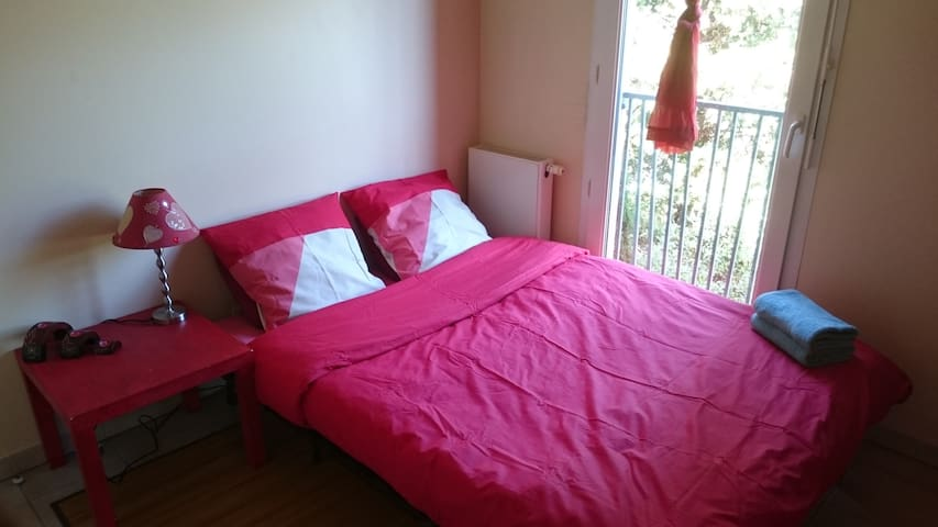 Cosy room in a beautiful appartment - Montpellier - Appartement