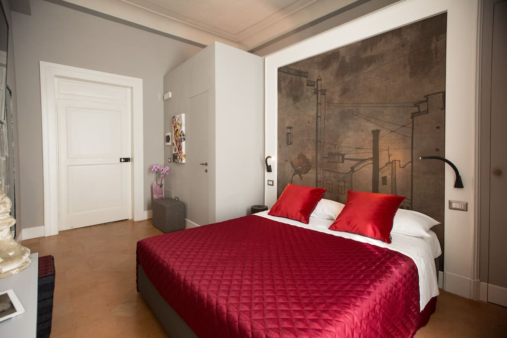 Dimora storica palazzo cannavina suite alfiere bed and for Case modulari con suite di legge