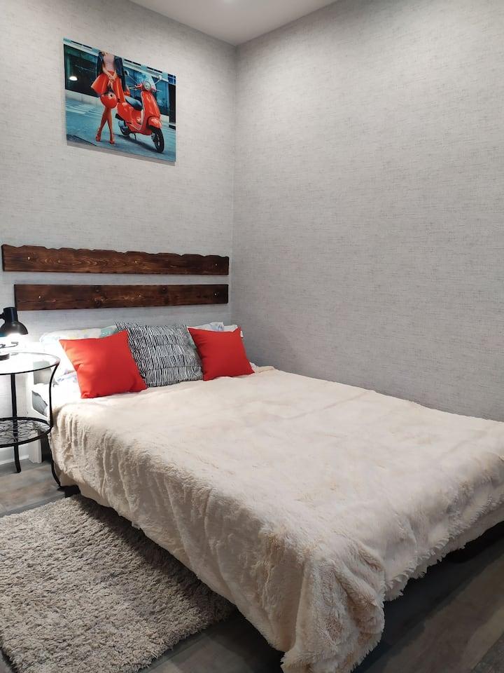"""LOFT apartment """"Гнездо"""" в центре города"""