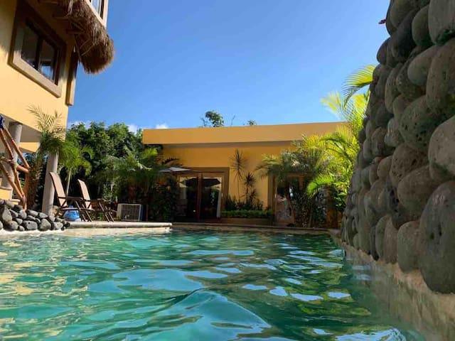 "Casa ""Aloha"" Playa Chacala."