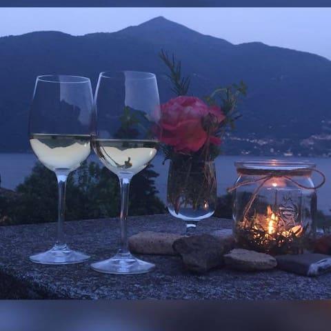 Casa Ronchetto: puro relax con vista lago