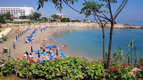 Cyprus Seaside Bliss Apartment