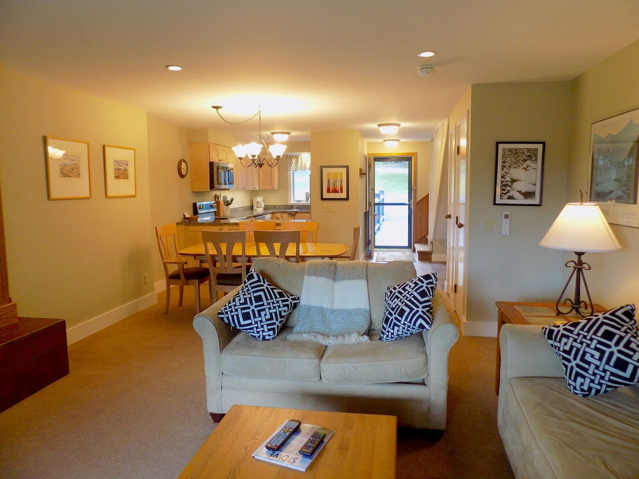 Welcome to Stowe Lodge Condo