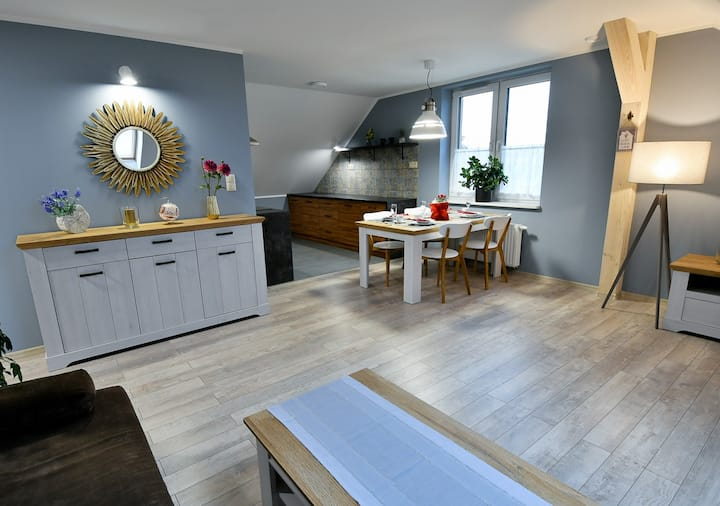 Apartment Grabinka - 100m2 of convenience
