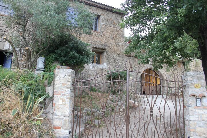 Chambre dans Villa de charme à Antibes