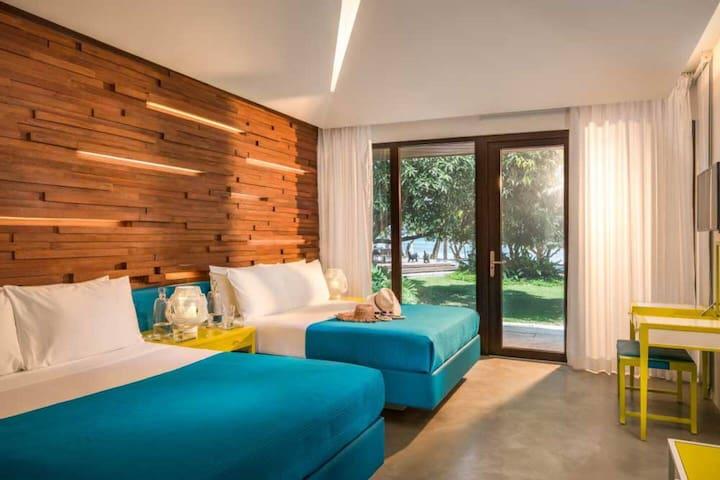Staycation  in a 5-star resort in Palawan