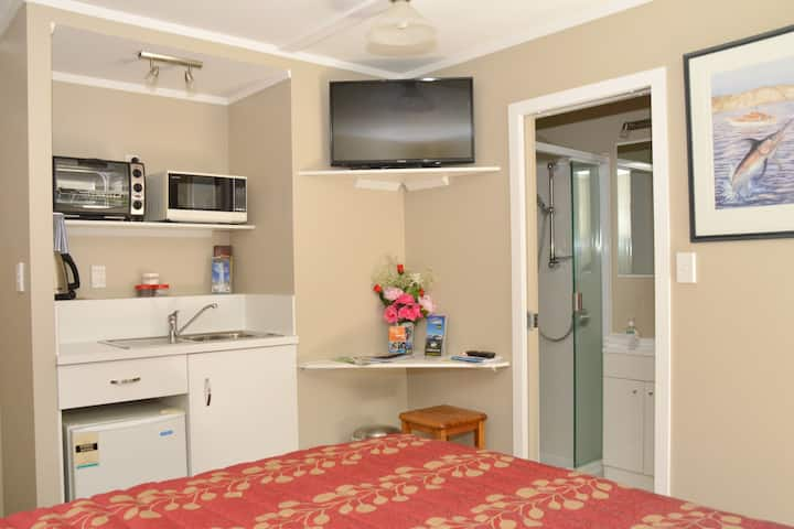 Anglers Lodge, the backpackers upgrade, location +