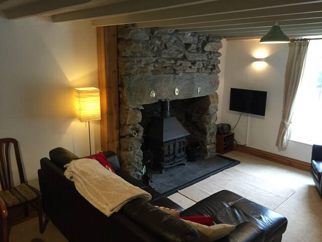 12 Gwynant Street - 1850s  Cottage