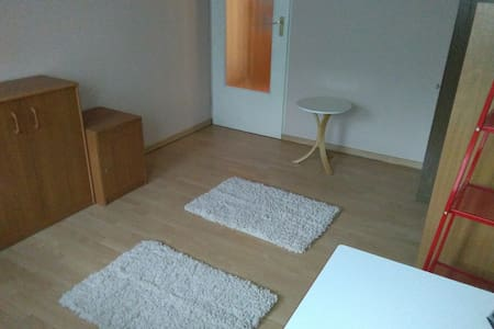Close to airport, nice room for two - Krakkó - Lakás