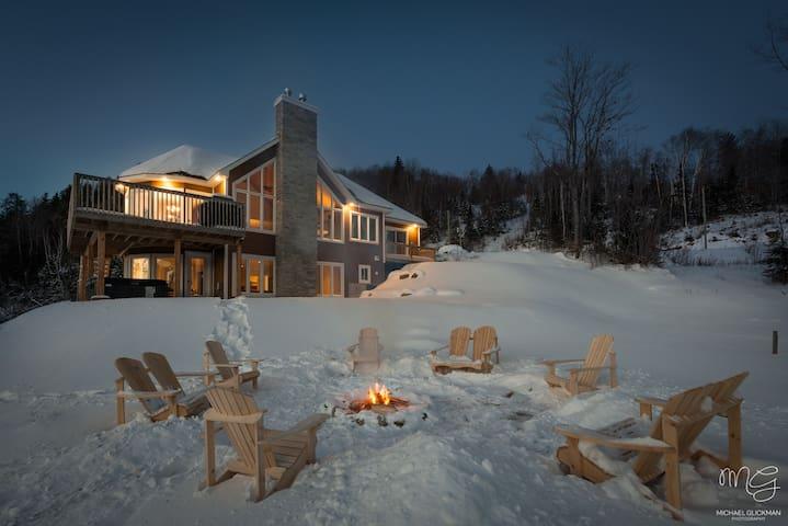 Rabais pour billet de ski - Saint Come - Chalet