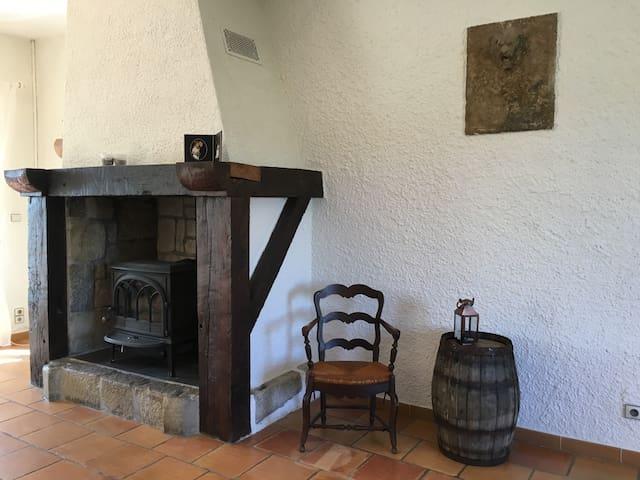 Rustikt fransk og ren natur - Ferme Toulza - Mirepoix - Casa