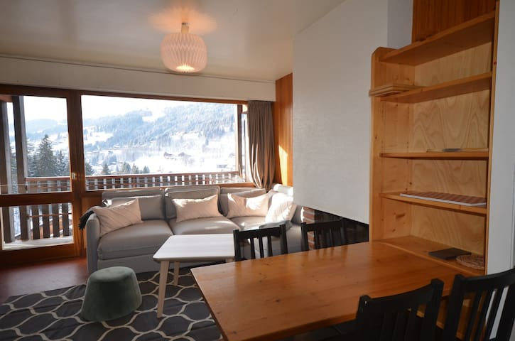 Apartment close to the slopes, 350m from the center