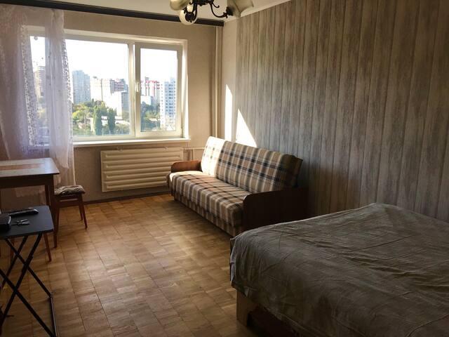 Квартира возле метро Демеевская