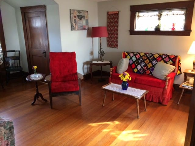 Cozy Apartment Near Providence RI - East Providence - Departamento