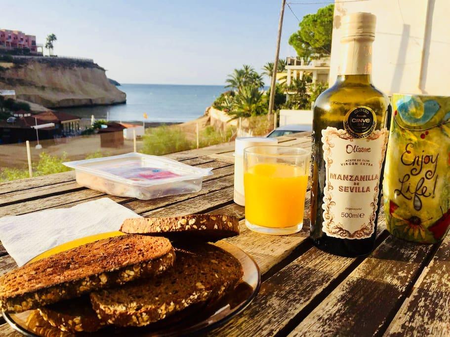 Disfruta de un desayuno perfecto!!