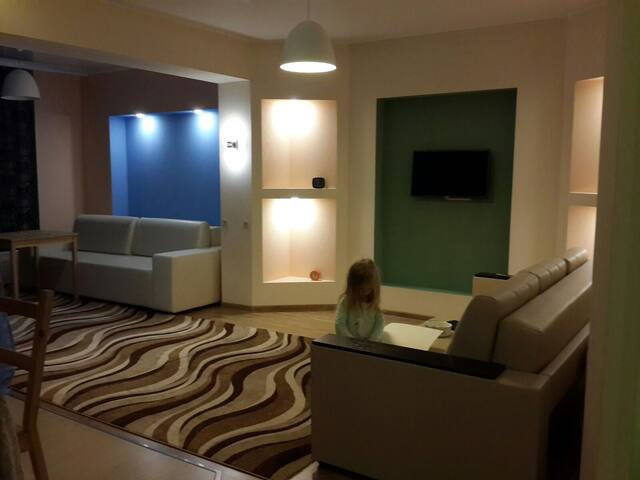 2-шка в центре Сочи - Sochi - Apartment