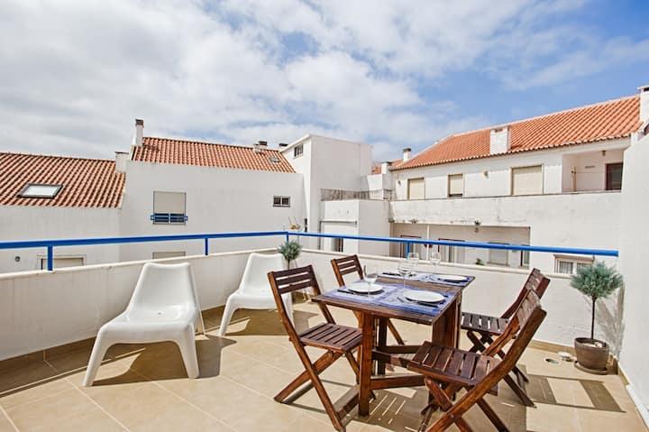 Ericeira Terrace Apartment (C70)