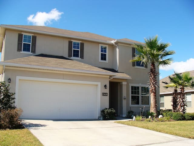 Private Bed & Bath near Airport and North Campus - Jacksonville - House
