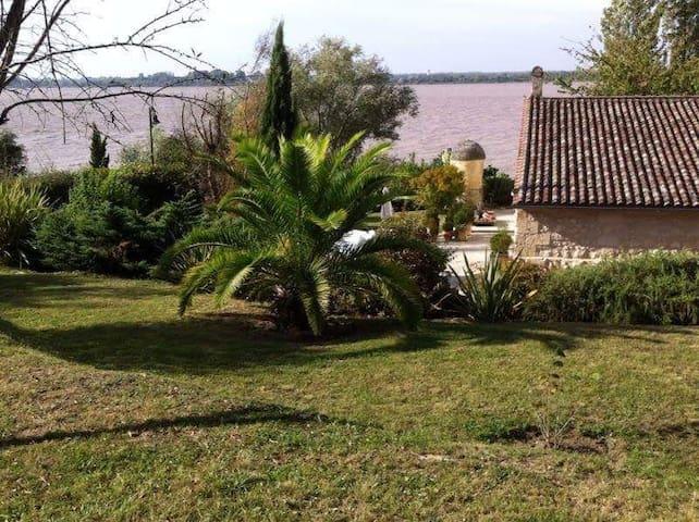 Maison de charme - Bayon-sur-Gironde - Talo