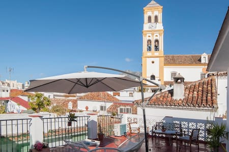 Lovely and cozy apartment old town Marbella XIX ct
