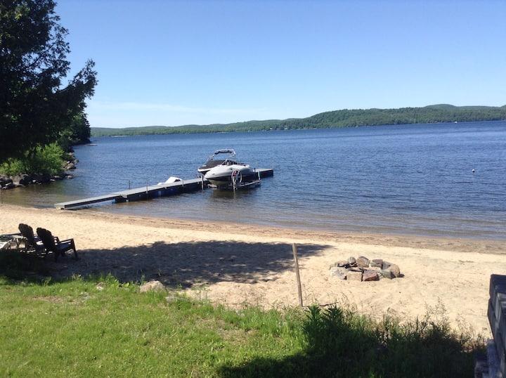 Chalet des 3 du Lac-Simon