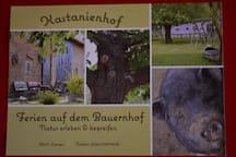 ökologisches Bauernhaus + Tierpark