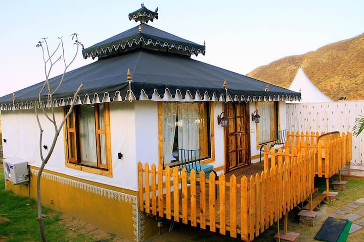 a great boutique Eco friendly luxury resort - Pushkar - Château