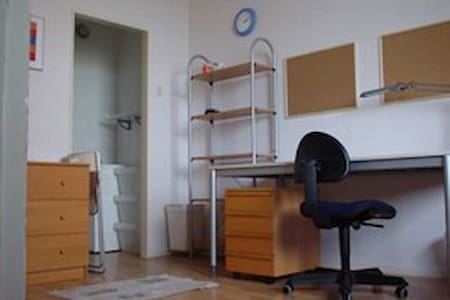 Tidy studio near Rotterdam and Den haag - Delft