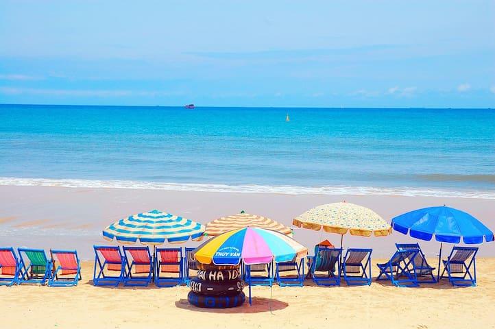 Saigon Beach by Vung Tau - Family holidays - tp. Vũng Tàu - Lägenhet