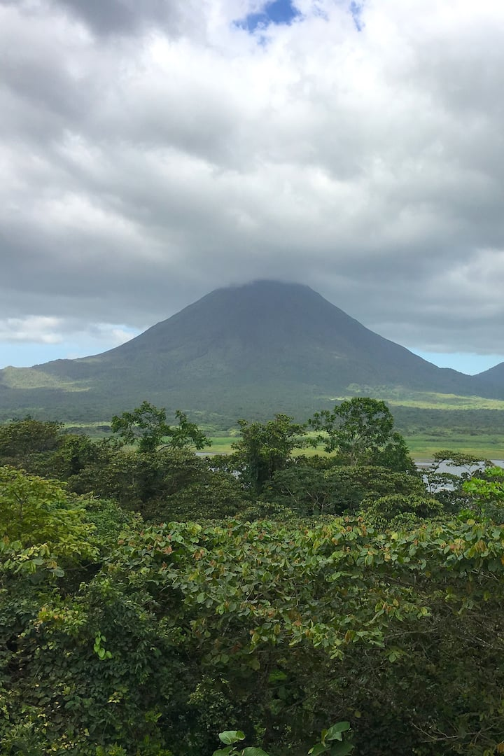 Arenal, a life-changing volcano!