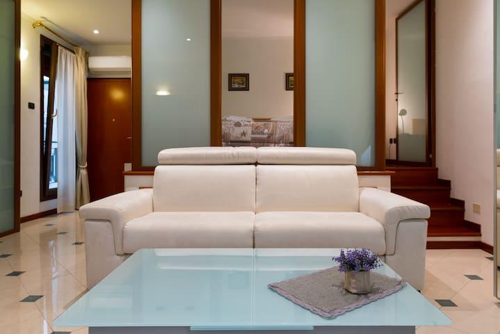Elegante appartamento nel cuore di Ferrara - Ferrara - Apartamento