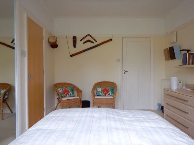 Ensuite room close to Severn Valley Railway