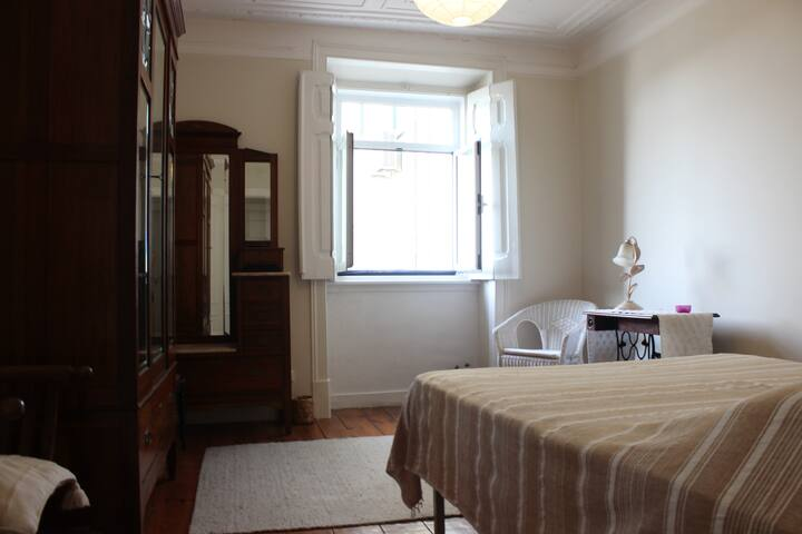 Lisbon Center - Double Bedroom