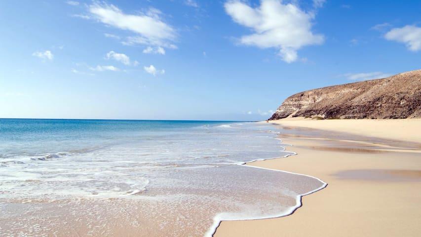 Apartamento bonito y  cerca de la playa - Costa Calma  - Apartamento