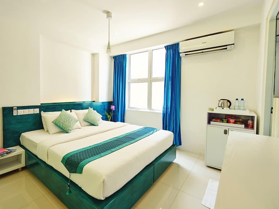 Seaview family room near airport wohnungen zur miete for The family room hulhumale