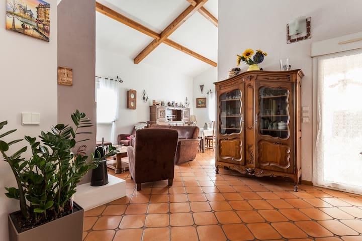 Belle Villa  entre mer et vignes ! - Mèze - Haus