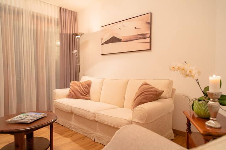 #11 Appartement mit Loggia und Panorama Blick