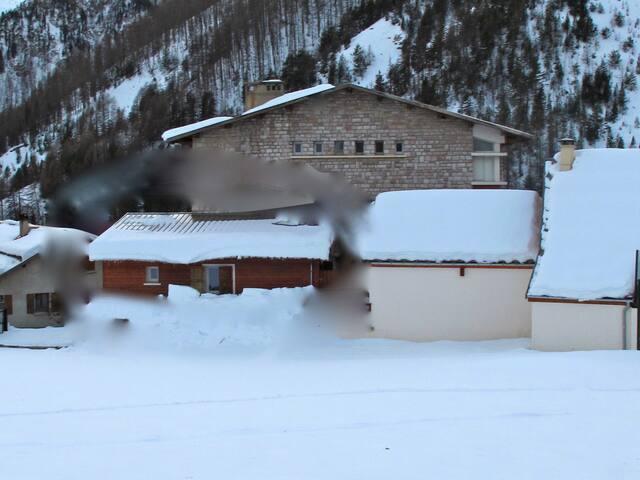 Appartement en montagne, au pied des pistes de ski - Arvieux - Apartamento