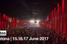 Sónar 15.16.17. June 2017