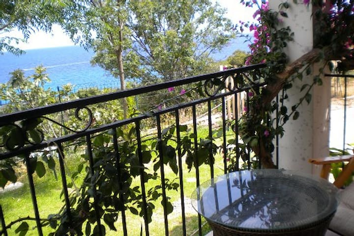 Maison de vacances vue mer, 6 personnes - Sari-Solenzara - บ้าน
