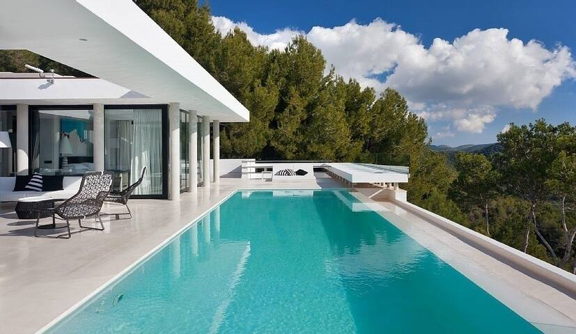 Villa for 12 People in Balearic Islands Ibiza - Eivissa - 別墅