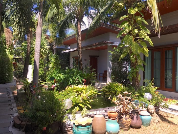 Baan Boonyawong 1-bedroom Villa, true hidden gem