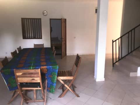 Maison d'accueil, chez Aîcha, un séjour unique