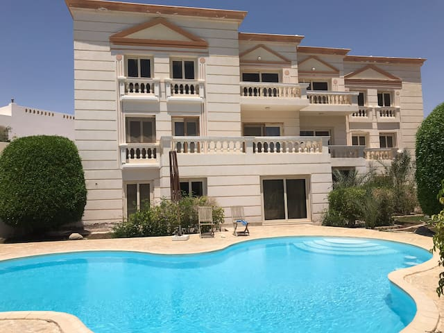 villa 54 Montazah flat 1 ground floor