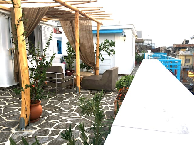 The Roofgarden House - Αθήνα - Guesthouse