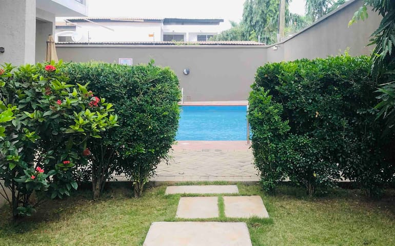3 Bedroom Apartment,  Cantonments Accra